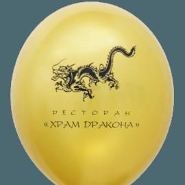 брендирование шаров