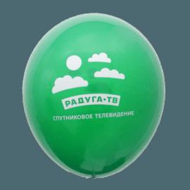 Печать на зеленом шаре