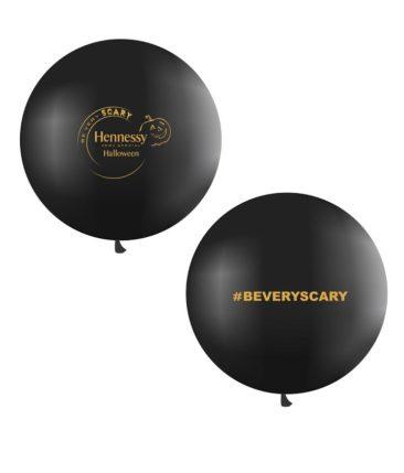 печать на воздушных шарах 70 см