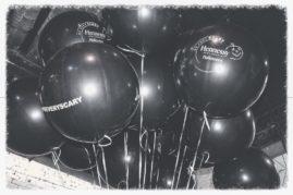 печать на шарах 70 см