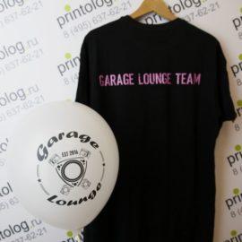 печать на футболках и шариках