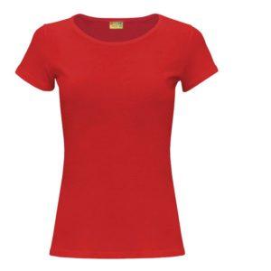 печать на женской футболке